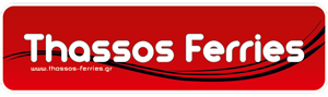 Thassosferries logo